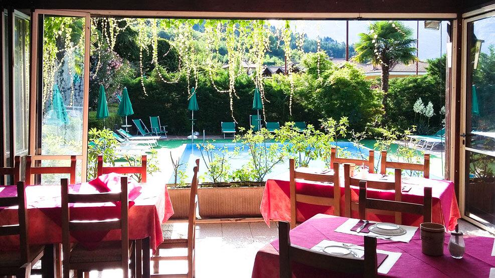 Residence Concaverde Restaurant